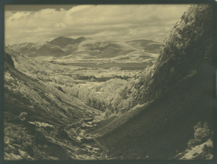 Unidentified Valley and Lake