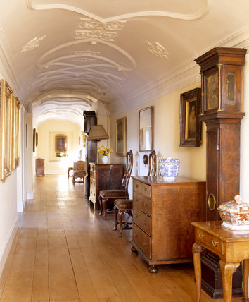 The gallery at Trerice