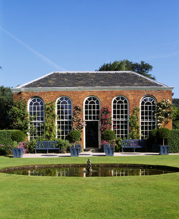 The Orangery at Dunham Massey