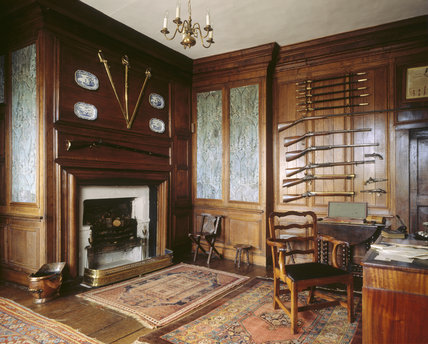 The Gun Room of 17th century
