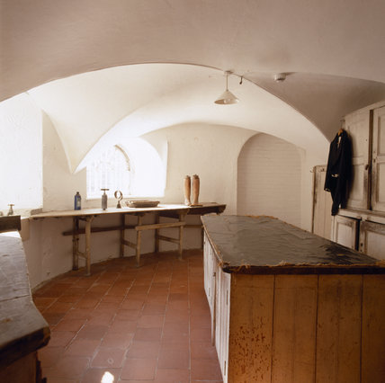 Room view of the Butlers Pantry at Florence Court