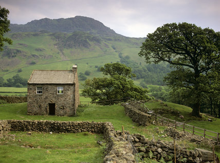 Bird How, Eskdale, Holmrook; a remote cottage on the fells