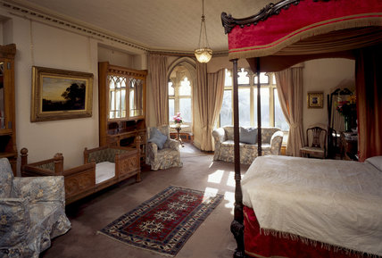 The Charlton Room at Tyntesfield