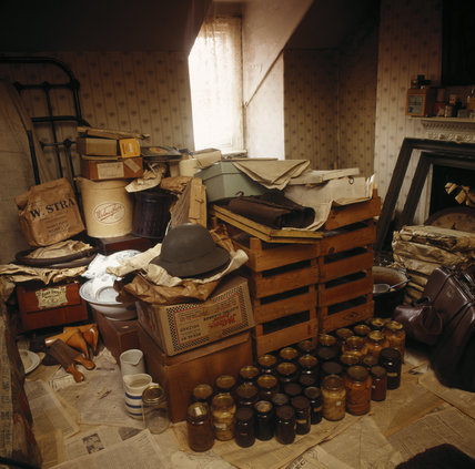 The Lumber Room at Mr Straw's House