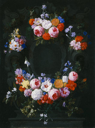 FLOWERPIECE by Nicholas van Veerendael, from Dyrham Park