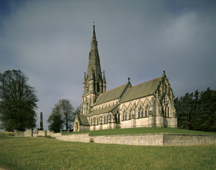 St Mary's Church, William Burges's religious masterpiece