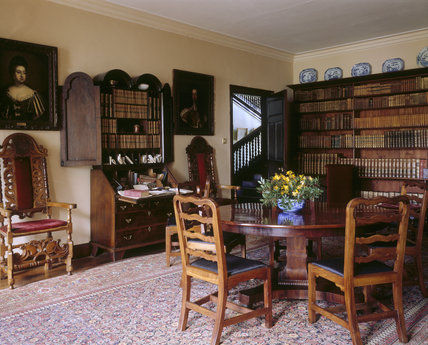 The Library of 17th century