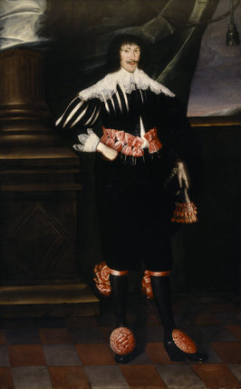 SIR RICHARD, 1st LORD ROBARTES (d. 1634)