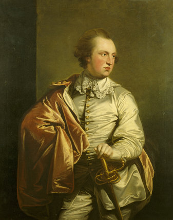 SIR BROWNLOW CUST, FIRST LORD BROWNLOW (1744-1770) by Francis Cotes