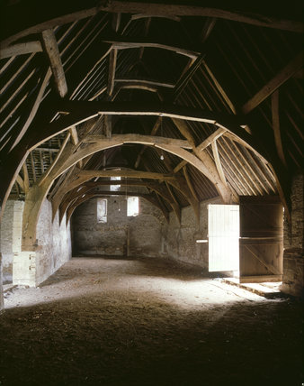 The interior of the C14th
