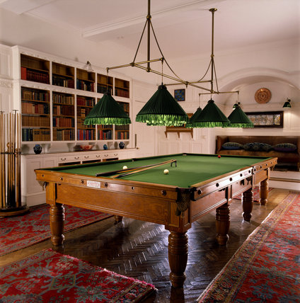 The Billiard Room at Standen