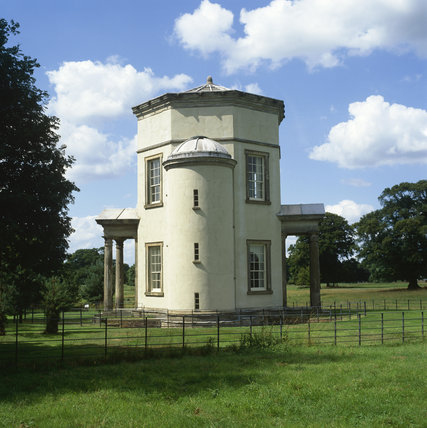 The Tower of the Winds in Shugborough Park