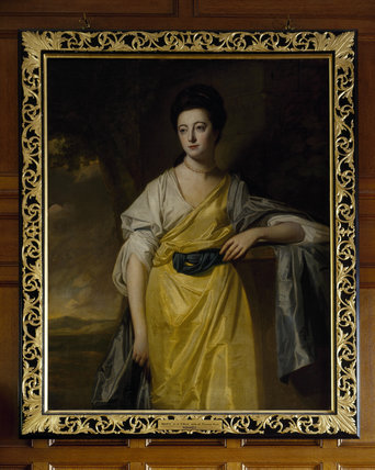 MRS MARY HUNT, DAUGHTER OF P