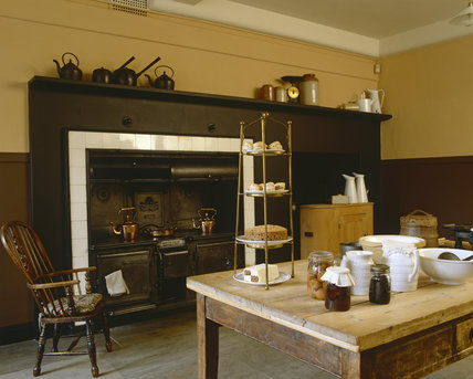 The Kitchen at Standen, West Sussex