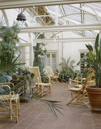 The Conservatory at Standen, West Sussex