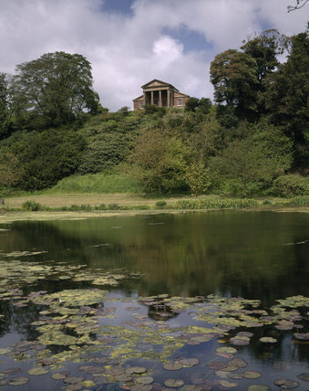 The Temple, Castle Ward
