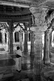 Jain temple at Mount Abu