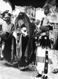 Emperor Haile Selassie with regalia