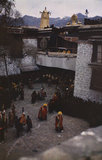 Ceremony at Jokhang