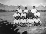 British Mission football team, the Marmots