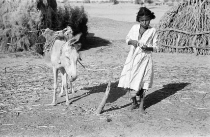 Boy in Wadi Hali