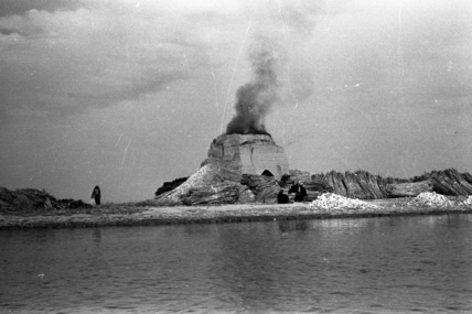 Brick kiln on the River Tigris