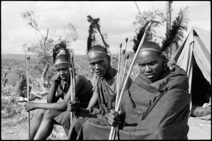 Samburu youths