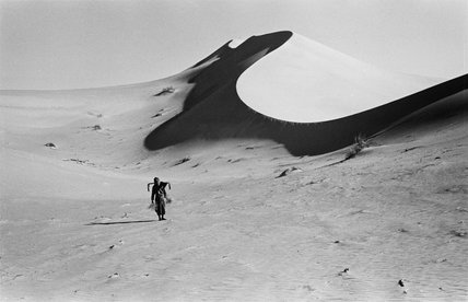 Salim bin Kabina in the Empty Quarter