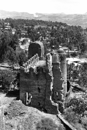 Castle at Gondar