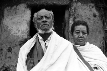 Fitaurari Mangasha and his wife