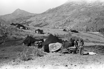 Baliki encampment on Mount Halgord