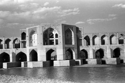 Pul-i Khaju bridge in Isfahan