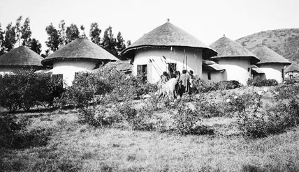 Old British Legation at Addis Ababa