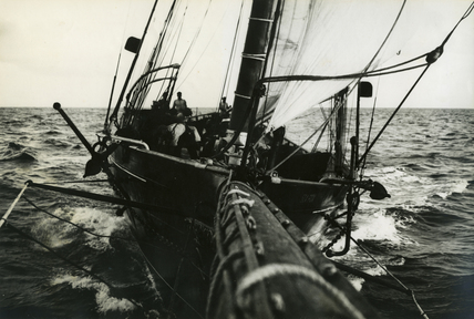 The schooner Sea Fox