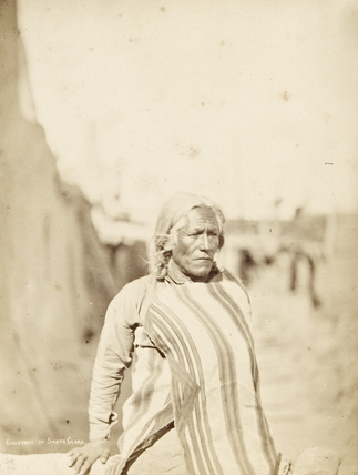 Governor of Santa Clara pueblo