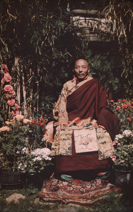 The Nechung Oracle, Lobsang Namgyal