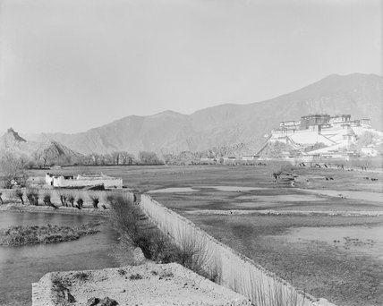 View from Lhasa Arsenal