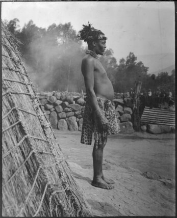 Zulu chief Laduma