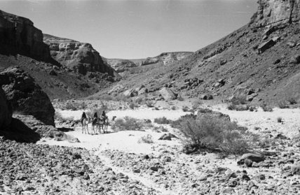 View of Wilfred Thesiger's Bedouin ...