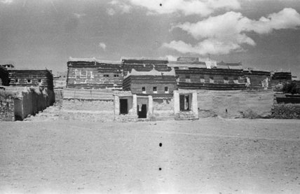 View of traditional buildings in ...