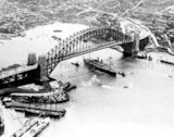 ORFORD at Sydney Harbour Bridge opening