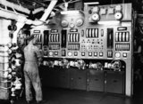 Boiler Room Engineer on board CANBERRA