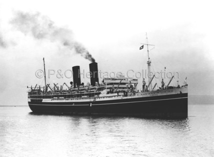 RANPURA underway