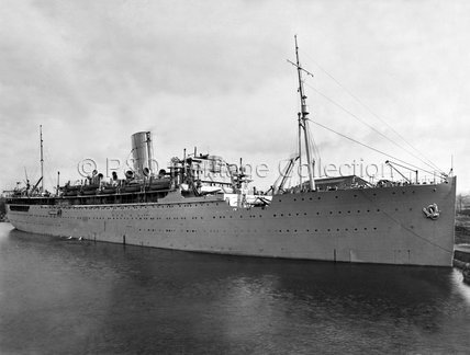 RAWALPINDI as an Armed Merchant Cruiser
