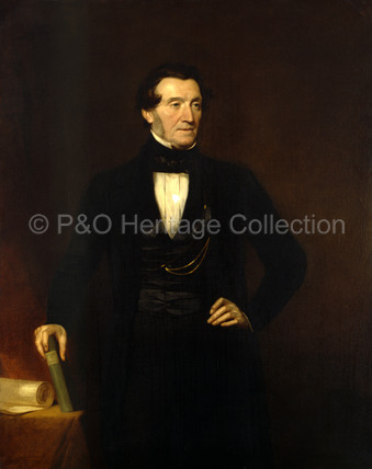 Portrait of Arthur Anderson Esq. MP