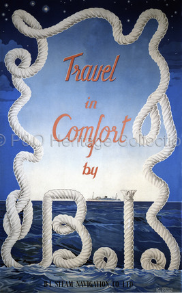 Travel in Comfort by B.I.