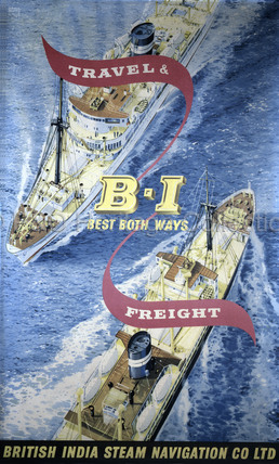 Travel and Freight - B.I. best both ways