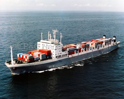 ANRO ASIA at sea
