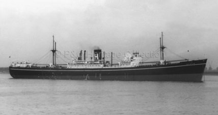 TRELEVAN at anchor