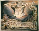 The House of Death, The Lazar House, by William Blake